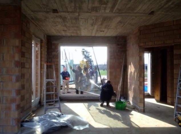 Projecten - Glaswerken Dresselaers
