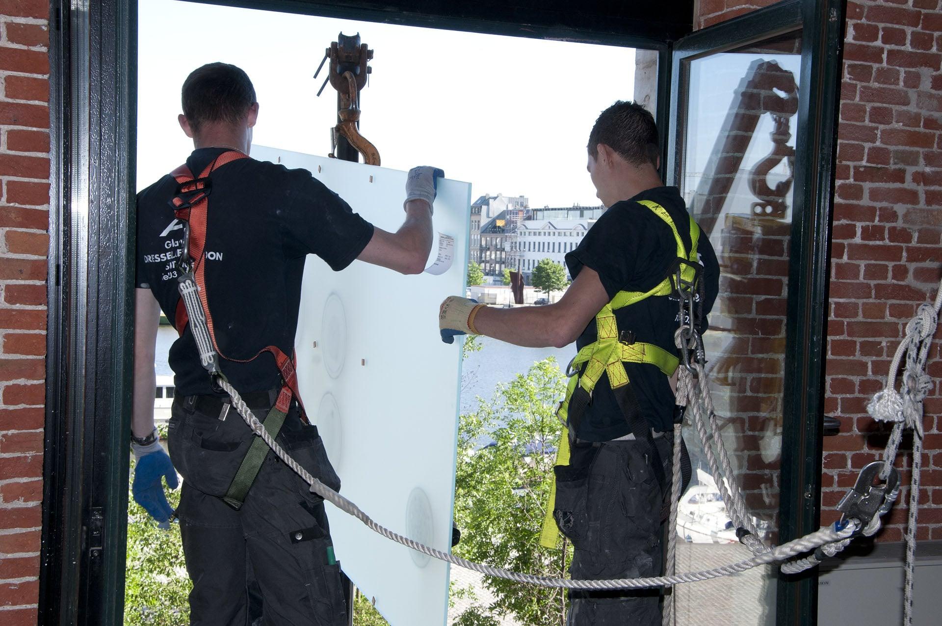 Glasrenovatie - Glaswerken Dresselaers