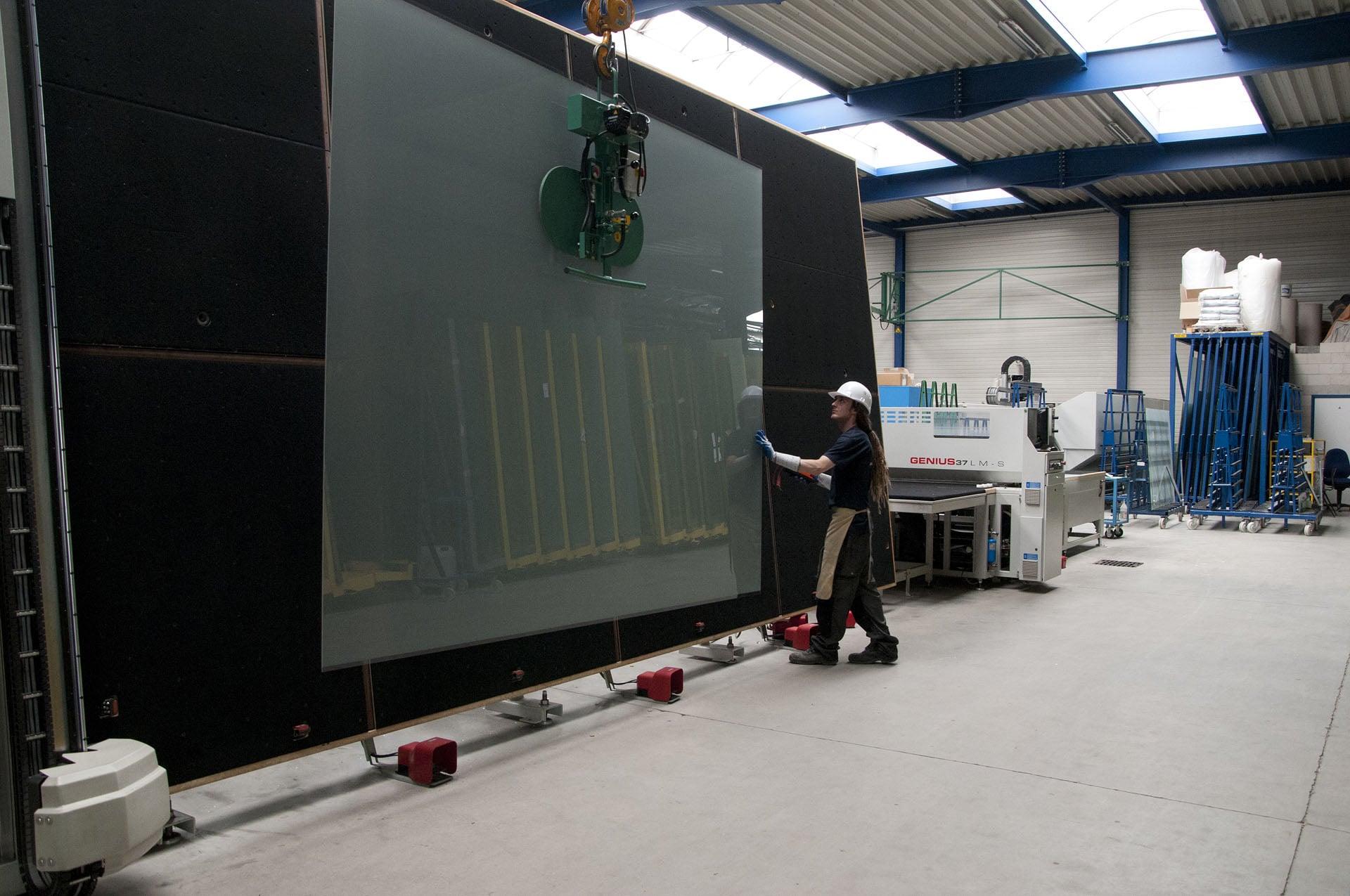 Technologie - Glaswerken Dresselaers