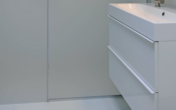 Douchedeuren - Glaswerken Dresselaers