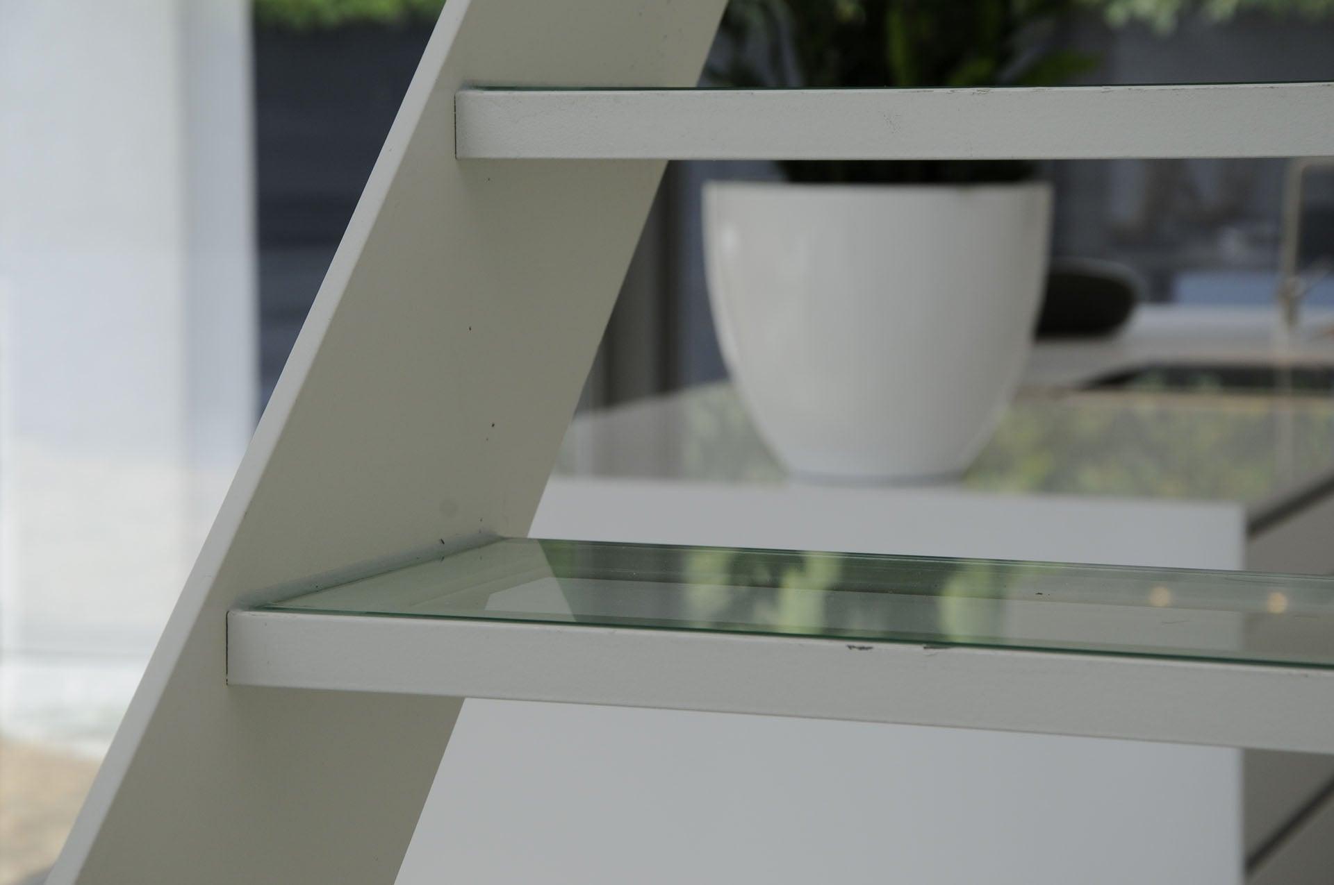 Glazen trappen - Glaswerken Dresselaers