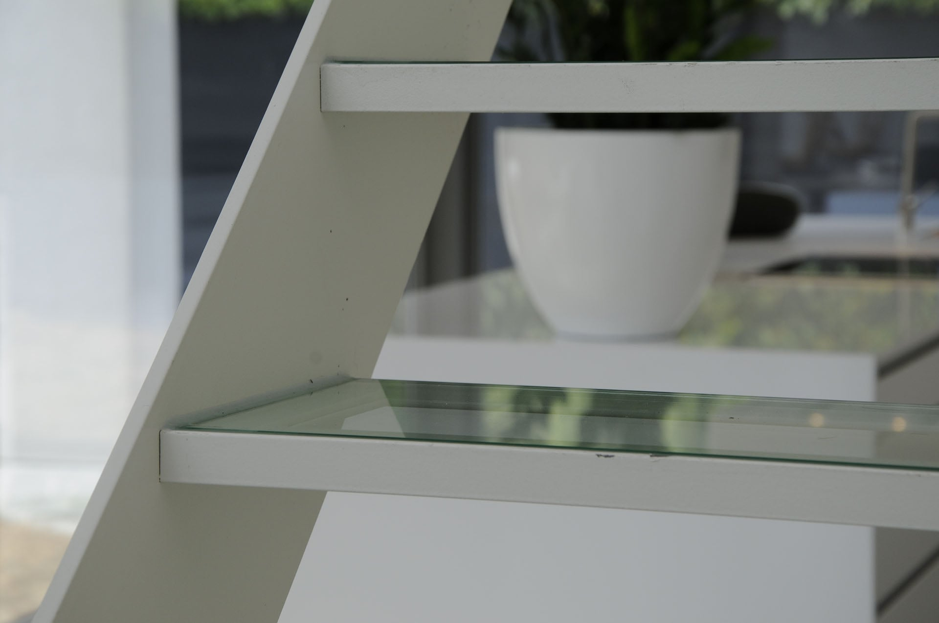 Glass stairs - Glaswerken Dresselaers