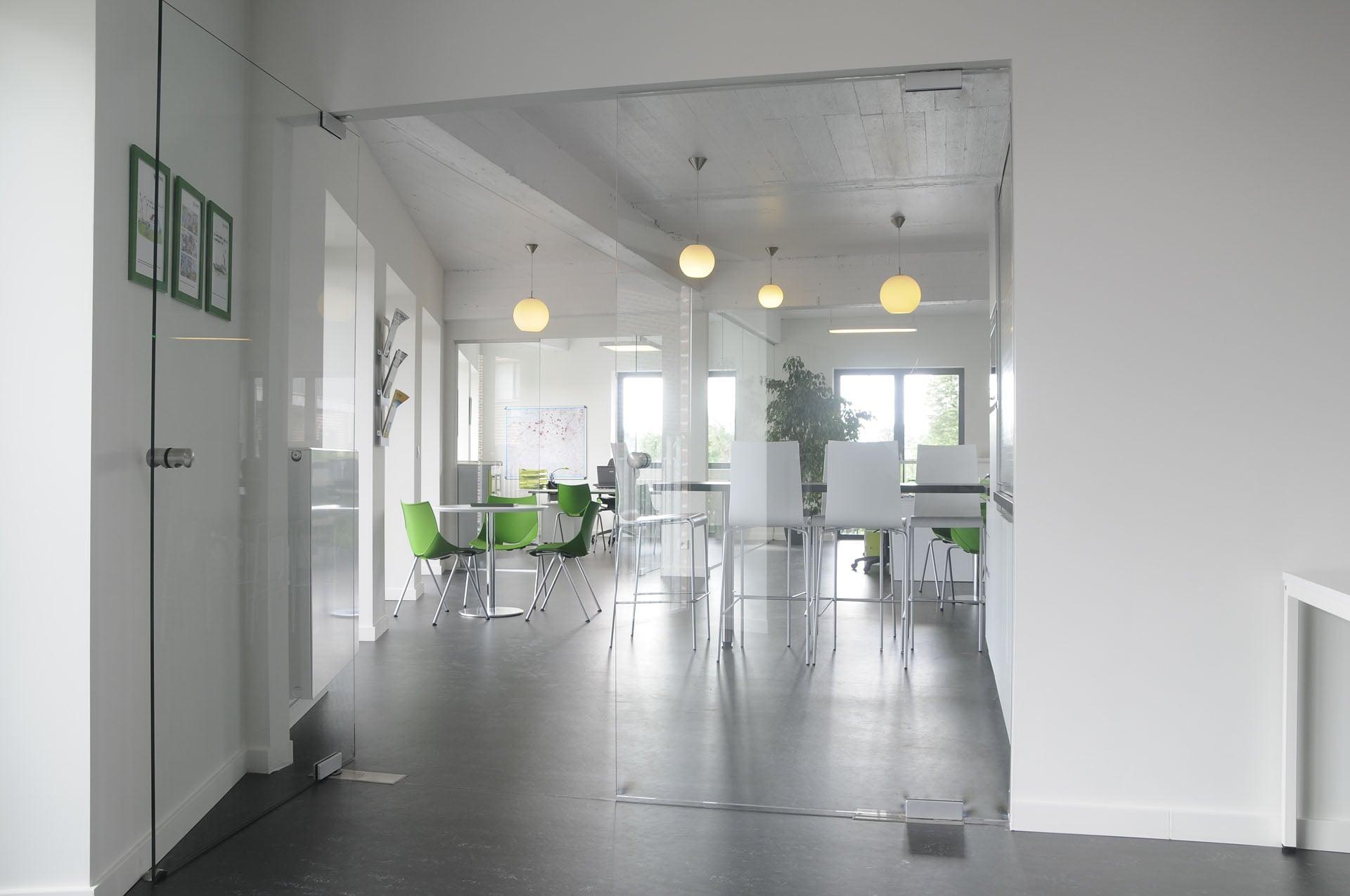Glass doors - Glaswerken Dresselaers
