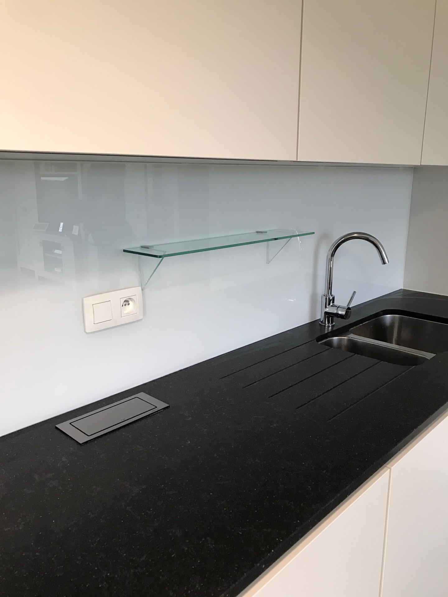 Gelakte beglazing - Glaswerken Dresselaers